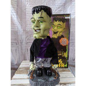 Gemmy big head dancing Frankenstein monster singin